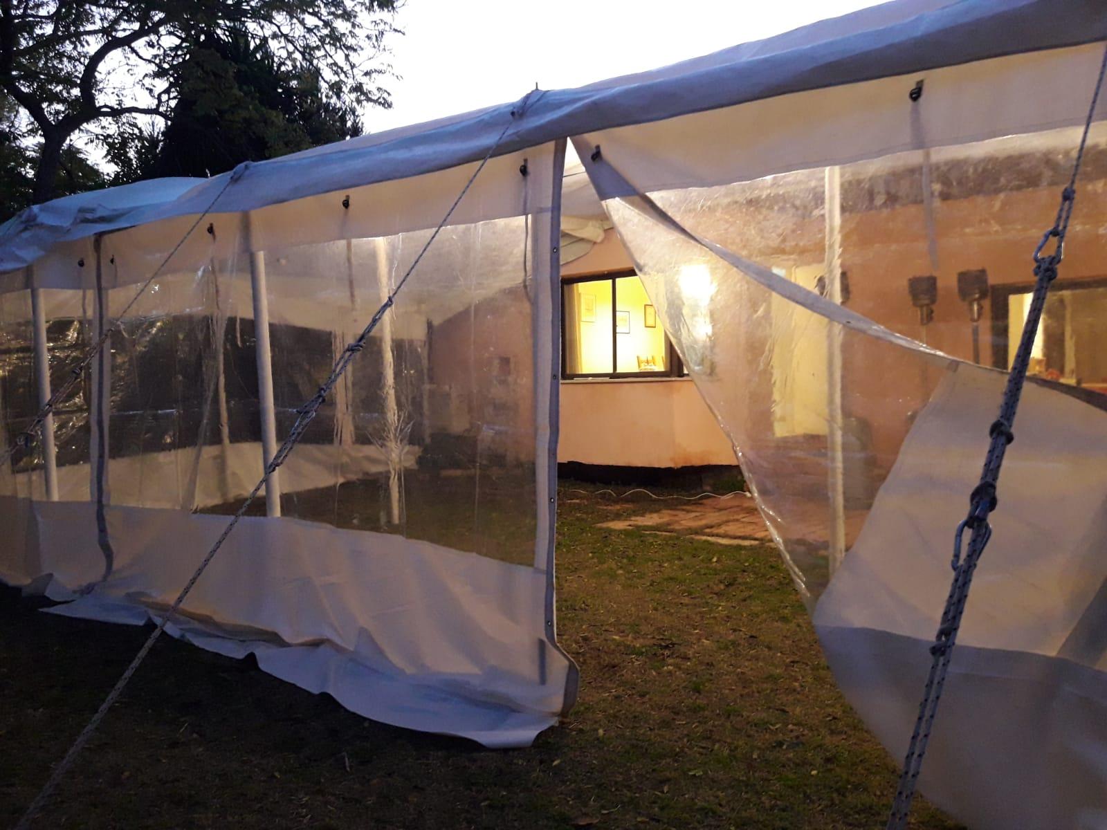 אוהל לבת מצווה