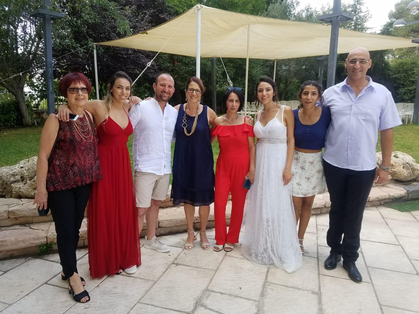 הצללה לחתונה
